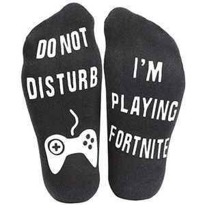 Other - 🎁 Do Not Disturb I'm Playing Fortnite Socks